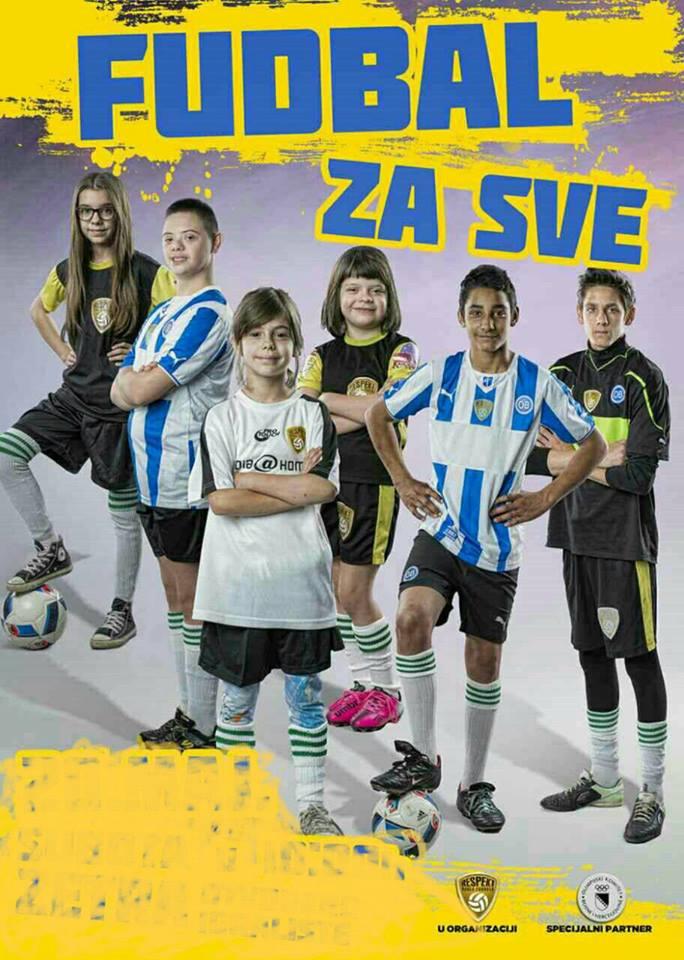 Škola fudbala Sarajevo - Fudbal za sve