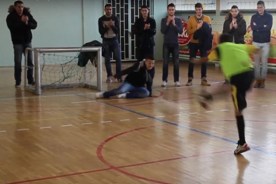 FK Sarajevo u posjeti SF Respekt