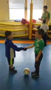 Kodeks ponasanja Skole fudbala Respekt