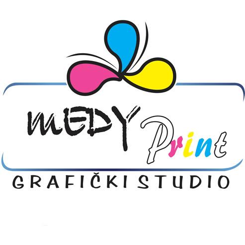 Grafički studio MEDY PRINT Sarajevo
