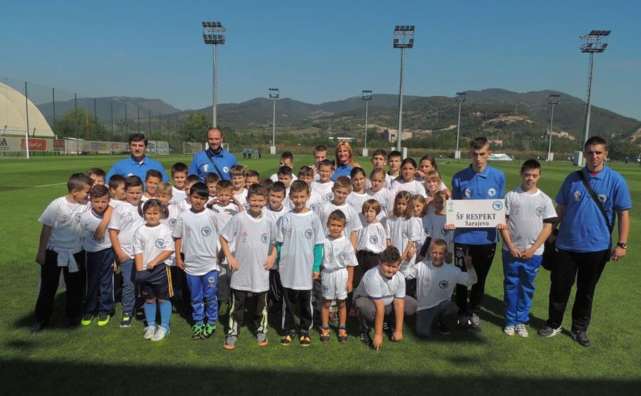 Selekcije - Skola fudbala Respekt Sarajevo