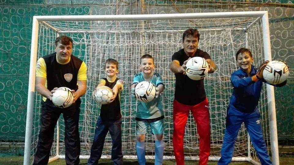 Skola fudbala sarajevo - Respekt