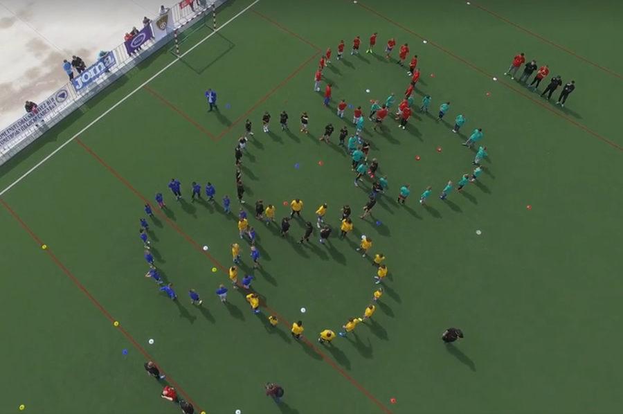 Manifestacija Fudbal za sve