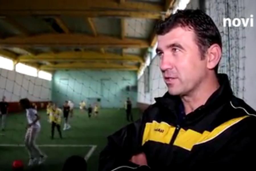 Skola fudbala Respekt - Emir Hujdur