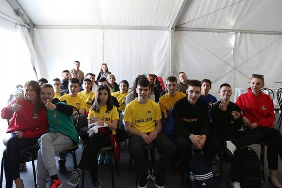 Skola fudbala Respekt specijalni gost turnira u Rovinju