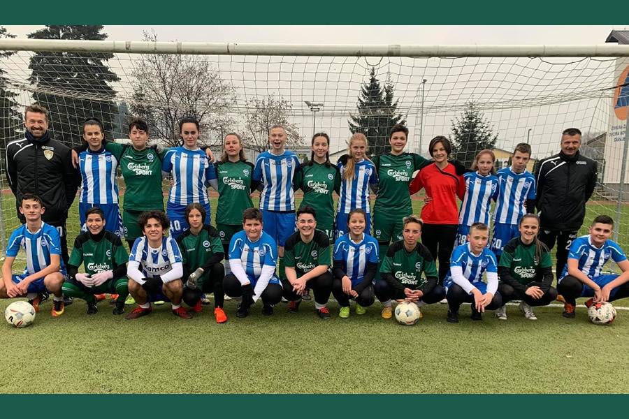 Skola fudbala Respekt- Ovdje su dobrodosli svi bez ijednog vida diskriminacije