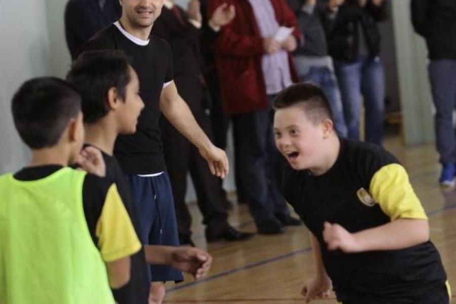 Skola fudbala Respekt je za svu djecu