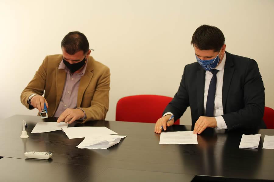 Sporazum izmedju Fakulteta sporta i tjelesnog odgoja i Fudbalskog kluba Respekt